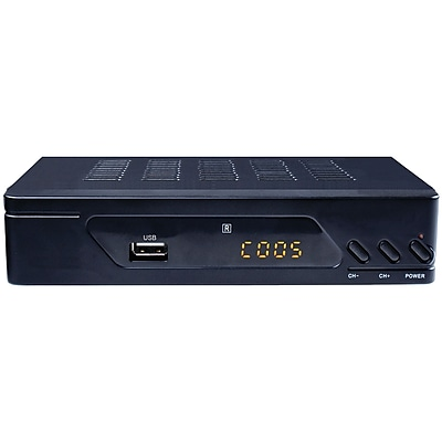 Sylvania Spat102 Digital Converter Box