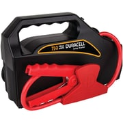 Duracell Drjs20 Portable Emergency Jump Starter (750 Amps Peak; 8 Cylinders & Below)