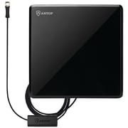 Antop Antenna Inc At-207b Flat Panel Smartpass Amplified Indoor Hdtv Antenna