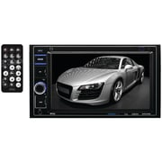 "BOSS Audio Systems 6.2"" Double-DIN In-Dash Digital Media AM/FM Receiver with Bluetooth (BOSBV9349B)"
