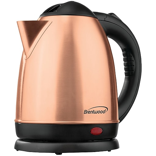 Brentwood Kt 1780rg Electric Stainless Steel Kettle 1 5