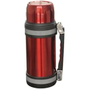 Brentwood Fts-1500r Vacuum Stainless Steel Bottle With Handle (1.5 Liter)