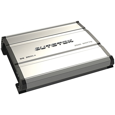 Autotek Ss2500.4 Super Sport Series 4-channel Class Ab Amp (2,500 Watts)
