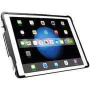 """Cta Digital Pad-scckp Ipad Pro 12.9"""" Security Carrying Case With Kickstand & Galvanized Steel Antitheft Cable"""