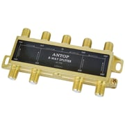 Antop Antenna Inc At-709 8-way 2ghz Low-loss Coaxial Splitter