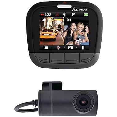 Cobra Electronics Cdr 895d Cdr 895 D Drive Hd Dual-channel Dash Cam With 2