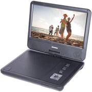 "Sylvania Sdvd9070 9"" Swivel-screen Portable Dvd & Media Player With Earphones With 5-hour Battery"