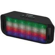 Sylvania Sp620-black Bluetooth Neon Light-up Speaker