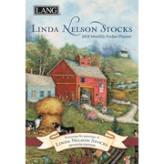 LANG Linda Nelson Stocks 2018 Monthly Pocket Planner (18991003179)