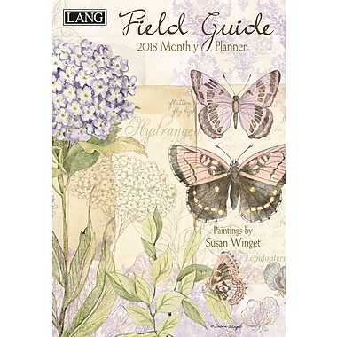 LANG Field Guide 2018 Monthly Planner (18991012118)