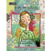 LANG Kelly Rae Roberts 2018 Monthly Pocket Planner (18991003181)