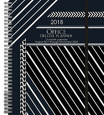 WSBL Office 2018 Deluxe Planner (18997061028)