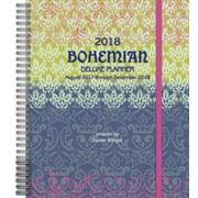 WSBL Bohemian 2018 Deluxe Planner (18997061032)
