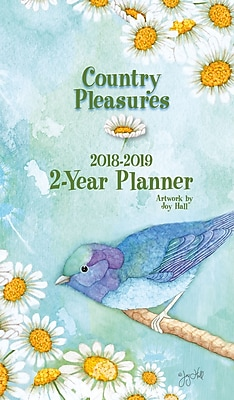 WSBL Country Pleasures 2018 2-Year Planner (18996110014)