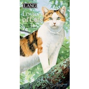 LANG Love Of Cats 2018 Two Year Planner (18991071074)