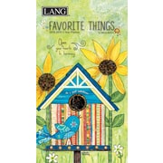LANG Favorite Things 2018 Two Year Planner (18991071087)