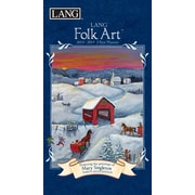 LANG Folk Art Two Year Planner (18991071073)