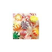 Quality Candy Starlights Hard Candies, Assorted Fruit, 80 Oz. (210-00049)