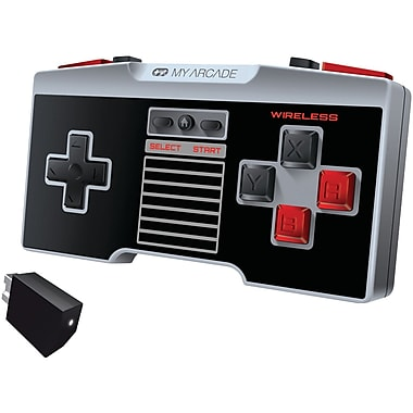 Dreamgear Dgun-2926 Nintendo Entertainment System: Nes Classic Edition Gamepad Pro Wireless Controller