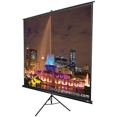Elite Screens T72uwh Tripod Series Projection Screen (16:9 Hdtv Format; 72