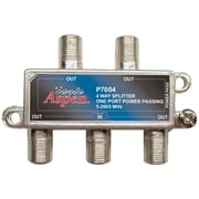 Eagle Aspen 500311 4-way 2,600mhz Splitter (1-port Passing)