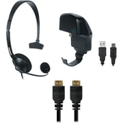 Dreamgear Dgps3-3827 Playstation3 Three-in-1 Gamer's Pack Bundle