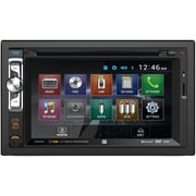 "Dual Dv527bt 6.2"" Double-din In-dash Dvd Receiver With Bluetooth"