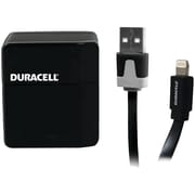 Duracell Pro173 1-amp Usb Wall Charger With Lightning Cable