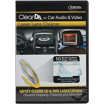 Digital Innovations 41905 Cleandr Car A/V Laser Lens Cleaner (DGI41905DS)