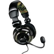 Dreamgear Dgun-2574 Universal Elite Wired Headset (camo)
