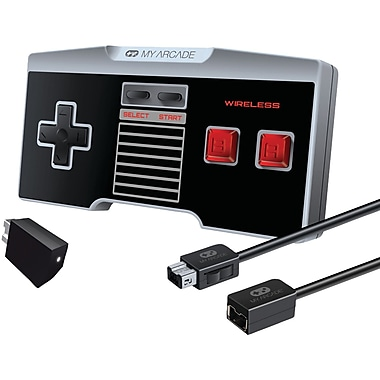 Dreamgear Dgun-2930 Nintendo Entertainment System: Nes Classic Edition Gamepad Combo Kit