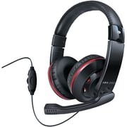 Dreamgear Dghp-5527 Hm-280 Over-ear Headphones With Microphone