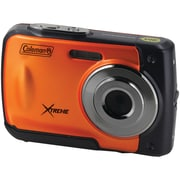 Coleman C20WP-O 18.0-Megapixel C20WP Xtreme HD Waterproof Digital Camera (Orange)