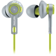 Philips Shq2300lf/27 Actionfit Sports In-ear Headphones (lime/gray)