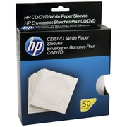 HP HPWS50RB CD/DVD Storage Sleeves (50 pk) (HOOHPWS50RBDS)