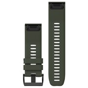 Garmin 010-12517-03 Fenix 5s 26mm Quickfit Silicone Watch Band (moss Green)