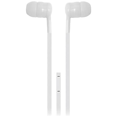 Iessentials Ie-budf2-wt Earbuds With Microphone (white)