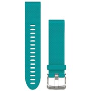 Garmin 010-12491-11 Fenix 5s 20mm Quickfit Silicone Watch Band (tourquoise)