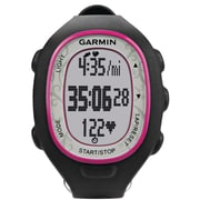 Garmin 010-n0743-71 Refurbished Forerunner(r) 70 Gps Receiver With Heart Rate Monitor (pink)