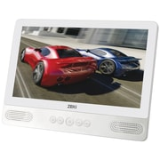 "Zeki Tbdv986w 9"" Android 5.1 Quad-core 8gb Tablet With Dvd Player"