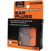 Walker's Gwp-silplg-ofde Silicone Plugs (orange/flat Dark Earth)