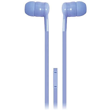 Iessentials Ie-budf2-bl Earbuds With Microphone (blue)