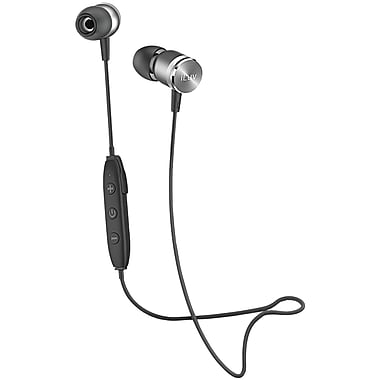 Iluv Mfairsg Metal Forge Air Earbuds With Microphone (space Gray)