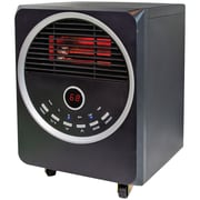 Comfort Zone Cz2012 Quartz Infrared Heater With Remote