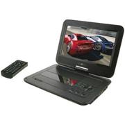 "Gpx Pd1053b Portable 9"" Dvd/cd Player"