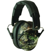 Walkers Game Ear Gwp-fpm1-cmo Pro Low-profile Folding Muff (mossy Oak Camo)