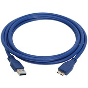 IOGEAR G2LU3AMB6 USB 3.0 A to Micro-B 6.5 Foot Cable