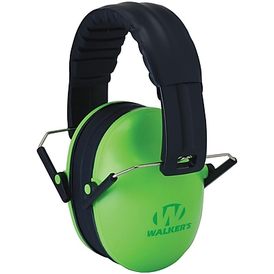 Walkers Game Ear Gwp-fkdm-lg Youth Folding Muff (green)