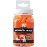 Walkers Game Ear Gwp-fp-50pk Foam Ear Plugs, 100-ct Jar