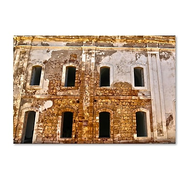 Trademark Fine Art CATeyes 'Castillo de San Felipe del Morro 5' 12